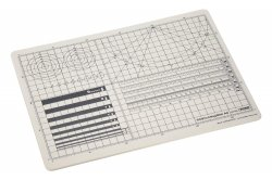 HT-105 HG Weak Adhisive Cutting Mat A4