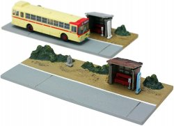 262978 Visual Scene Accessory 008-4 Bus Stop