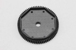 Z2-SG72D DP48/72T Spur Gear of Dual Pad for YZ-2