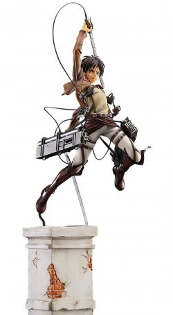 Eren Yeager Good Smile Company Ver