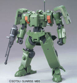 [25th May 2020] 1/144 HG TIEREN GROUND TYPE