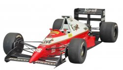 1/24 Zakspeed ZK891 Limited Edition
