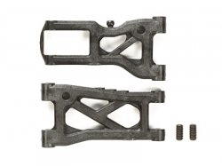 54569 TRF418 D Parts - Carbon Reinforced Sus Arms