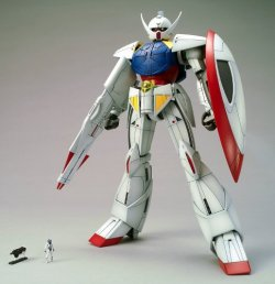 MG Gundam Turn A