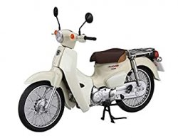 Honda Super Cub110 (Virgin Beige)