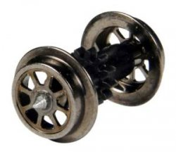 11-608 Spoke Wheel M Short Wheels for J.N.R.