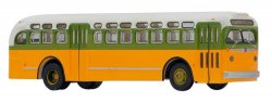 264330 The World Bus Collection [WB001] GMC TDH4512 (Yellow)