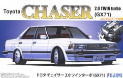 1/24 Toyota Chaser 2.0 Twin Turbo GX71 w/Wind
