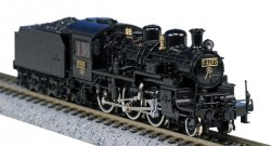 2027 Steam Locomotive Type C50 : Kato 50th An