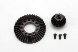Ring Gear / Drive Gear Set (for Front One-Way / Solid Axle)