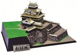 JG11 Gold Collection Matsue Castle