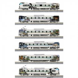 10-1506 Series 287 Panda Kuroshio Smile Adventure Train (6-Car)