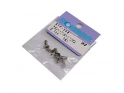 STP-308 Titanium Hex Self Tapping Screw 3 × 8m 6pcs