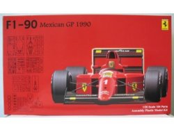 Ferrari 641/2 Mexico GP 1990