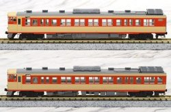 J.N.R. Diesel Train Type KIHA66/67 Set 2-Car