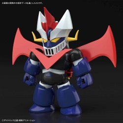 SD Cross Silhouette Great Mazinger