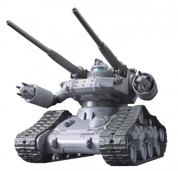 HG002 GUNTANK EARLY TYPE - Click Image to Close