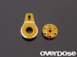 OD1762 Aluminum Servo Saver Horn For OD1462 (Gold)