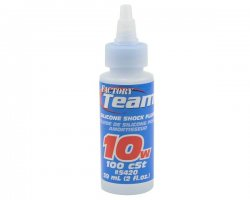 AS-5420A TEAM ASSOCIATED Silicon Shock Oil(#10)
