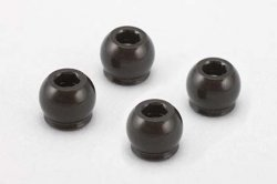 YF-10B Suspension Mount Ball (Φ7.6mm Aluminum/4pcs) for YRF