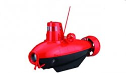Machine Edition Submarine (Red/Black)