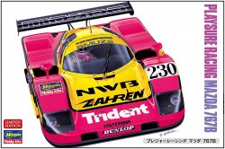 PlaySure Racing Mazda 767B