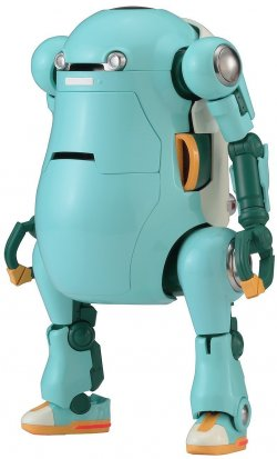 20 Mechatro Wego No.01 Light Green