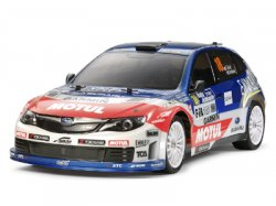 51500 Body Set Subaru Impreza WRX - Team Arai