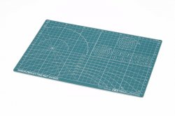 74118 Cutting Mat - A4 Size / Green