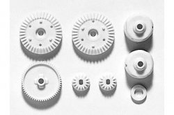 Tamiya RC TT-01 G Parts - Gear