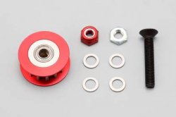 DRR-RBIP4 Idler Pulley Rear 14T Red