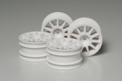 Tamiya RC Suzuki Swift Wheels - 4pcs