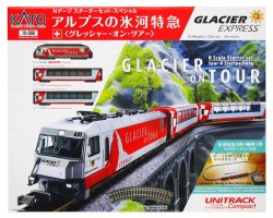10-006 Starter Set SP Alps Glacier Train : Gl