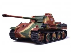 1/16 RC German Panther Type G Full Operation