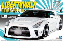 Liberty Walk LB Works R35 GT-R type 1.5