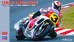 1/12 Yamaha YZR500 0WA8 Team Lucky Strike Rob