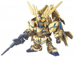 BB #394 Unicorn Gundam Phenex