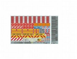 56534 Sticker Set 1/14 Scale - Tractor Truck