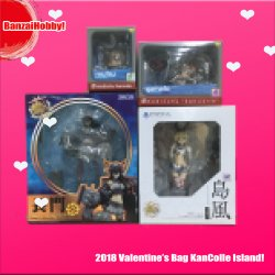 2018 Valentine's Bag * Kan-Colle Island *