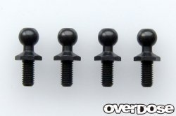 OD2259 King Pin Ball Stud 4.8x6mm 4pcs