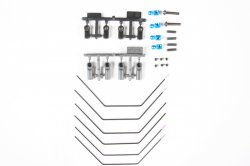 54514 XV-01 Stabilizer Set - Front & Rear