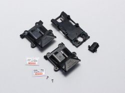 MZ411 Upper/Servo Motor Cover Set (MR03 Sports)
