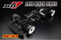 MRTC-BD716H BD7 2016 High Traction Chassis Kit