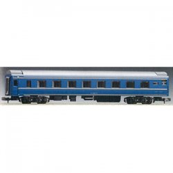 J.R. Type OHANE25-0 Sleeping Car Hokutosei Ea