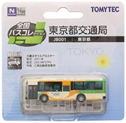 The All Japan Bus Collection JB001 Toei Trans