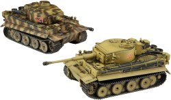 German Pz.Kpfw.VI Tiger I Early (Set of 2)