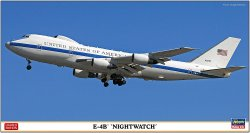 E-4B Night Watch (1/200 scale plastic model)