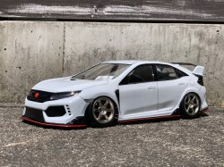 SPA-629 HONDA CIVIC TYPE R (FK8) - 210mm Whee