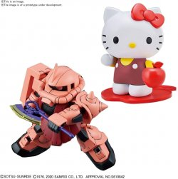 [4th DEC 2020] Hello Kitty/Zaku II Principality of ZEON Char Azn