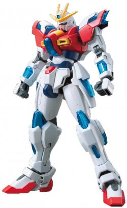 HGBF 028 Try Burning Gundam